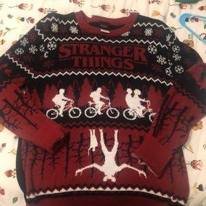 Stranger Things Xmas Sweater